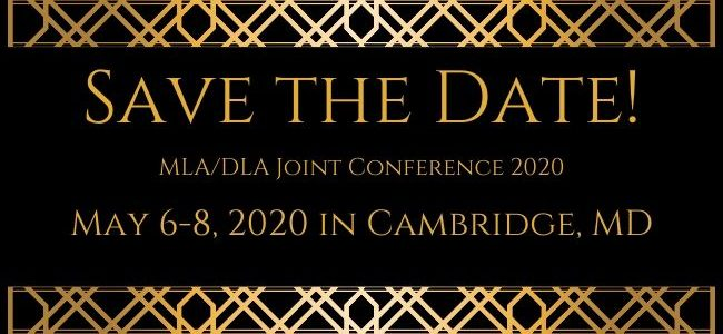 DLA Save the Date
