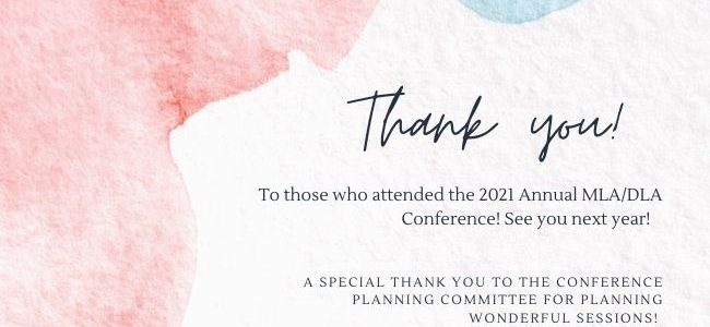 Thank you for attending the conference