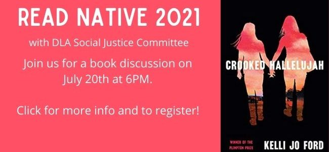 Read Native 2021 featuring book cover